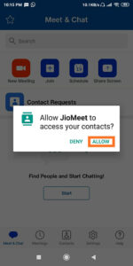 how to download jiomeet