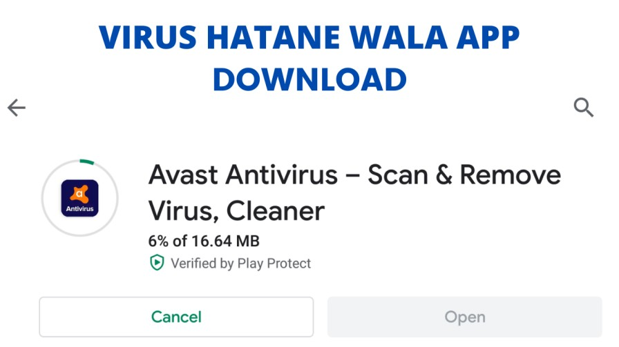 Virus Hatane Wala Apps